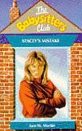 Baby Sitters Club # 18 : Stacy's Mistake