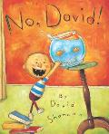 No, David (98 Edition) Cover