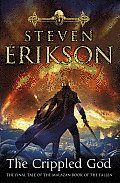 Malazan Book of Fallen 10.the Crippled God Cover