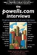 powells.com Interviews 22 Authors & Artists Talk about Their Books