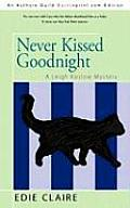 Never Kissed Goodnight: A Leigh Koslow Mystery