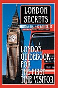 London Secrets cover