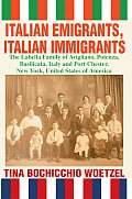 Italian Emigrants, Italian Immigrants: The Labella Family of Avigliano, Potenza, Basilicata, Italy and Port Chester, New York, United States of America