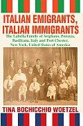 Italian Emigrants, Italian Immigrants: The Labella Family of Avigliano, Potenza, Basilicata, Italy and Port Chester, New York, United States of America