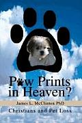 Paw Prints in Heaven?