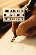 Higher Standard Writing in English