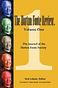 The Horton Foote Review, Volume One