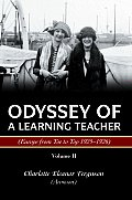 Odyssey Of A Learning Teacher (Europe from Toe to Top 1925-1926)