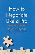 How to Negotiate Like a Pro