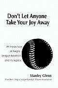 Don't Let Anyone Take Your Joy Away