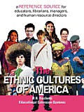 The Ethnic Cultures of America