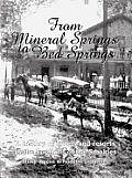 From Mineral Springs to Bed Springs
