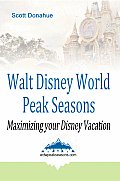 Walt Disney World Peak Seasons