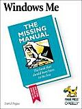 Windows Me: The Missing Manual (Missing Manual) Cover