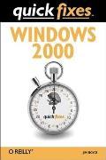 Quick Fixes Windows 2000 (Quick Fixes)
