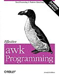 Effective Awk Prog 3RD Edition