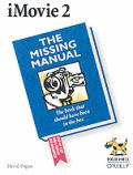 iMovie 2 The Missing Manual