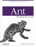 Ant the Definitive Guide 1ST Edition Cover