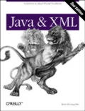 Java & XML 2ND Edition Cover