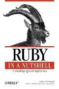 Ruby in a Nutshell