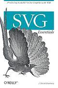 SVG Essentials 1st Edition