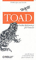 Toad Pocket Reference for Oracle (Pocket Reference)