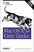 Mac OS X for Unix Geeks Cover