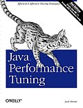 Java Performance Tuning 2ND Edition