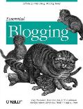 Essential Blogging Cover