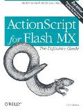 Actionscript for Flash MX 2ND Edition Cover