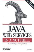Java Web Services in a Nutshell (In a Nutshell)