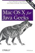 Mac OS X for Java Geeks