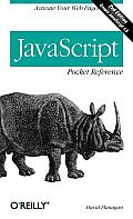 JavaScript Pocket Reference 2nd Edition