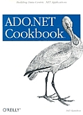 ADO.NET Cookbook 1st Edition