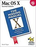 Mac OS X the Missing Manual 2nd Edition