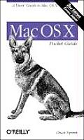 Mac Os X Pocket Guide 2nd Edition
