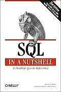 Sql in a Nutshell 2ND Edition