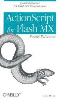 ActionScript for Flash MX (Pocket Reference) Cover