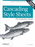 Cascading Style Sheets: The Definitive Guide, 2nd Edition Cover