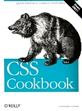CSS Cookbook 1st Edition