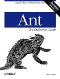 Ant the Definitive Guide 2ND Edition Cover