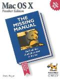 Mac Os X The Missing Manual Panther Edition