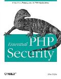 Essential PHP Security (05 Edition)