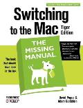 Switching To The Mac The Missing Manual Tiger Edition