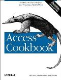 Access Cookbook 2nd Edition