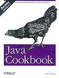 Java Cookbook 2nd Edition