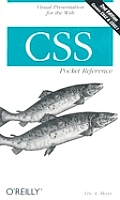 Css Pocket Reference 2ND Edition Cover
