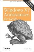Win XP Annoyances for Geeks 2ND Edition Cover