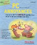Pc Annoyances 2ND Edition Cover