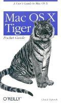 Mac OS X Tiger Pocket Guide